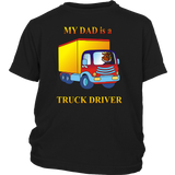 my Dad is a Truck Driver - youth