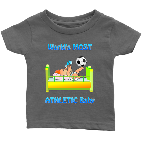 World's Most Athletic Baby - infant