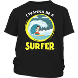 I wanna be a Surfer - youth