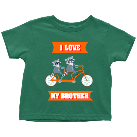 I love my Brother - toddler