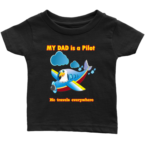My Dad is a Pilot - infant