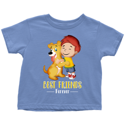 Best friends forever - toddler