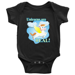 Unicorns are Real! - onesie