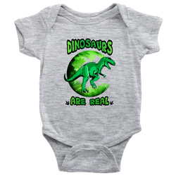 Dinosaurs are real - onesie