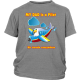 My Dad is a Pilot - youth