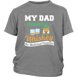 my Dad drinks Whiskey - youth