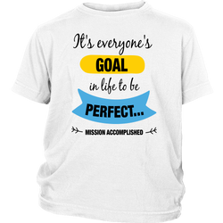 Goal to be Perfect - youth