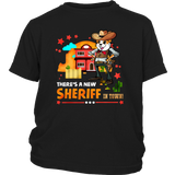 There's a new sheriff in town - youth