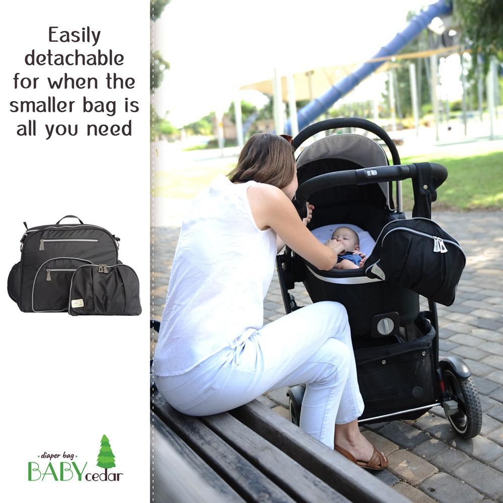 Detachable Diaper Bags