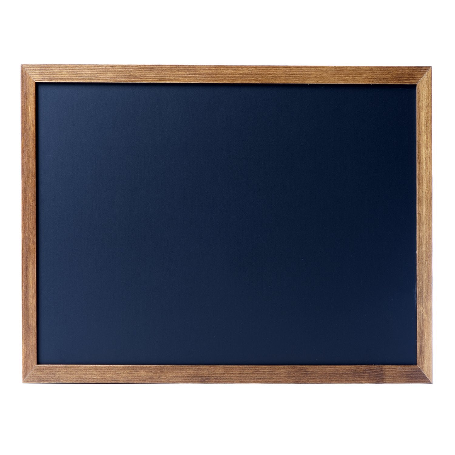 24x18 chalkboard with wooden frame - Wooden Frame