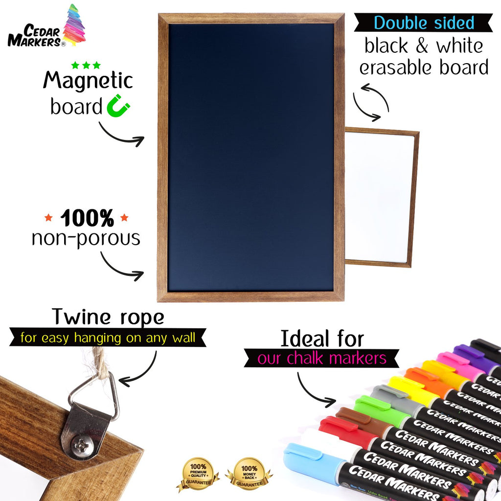 Markers and Chalkboards