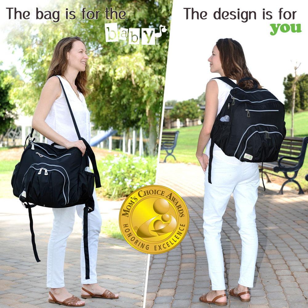 Diaper Bags with Pockets
