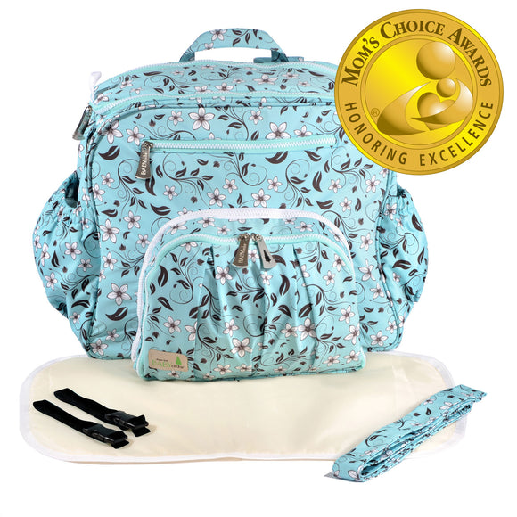 BABY CEDAR DIAPER BAG (BLUE)