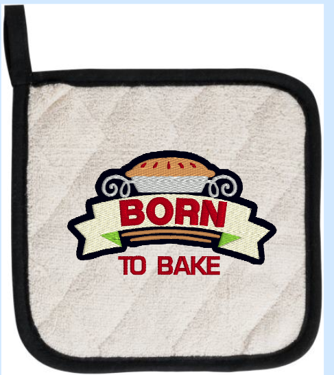 Born To Bake 4x4