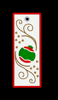 ITH Christmas Bookmark 2.2 x 5.6