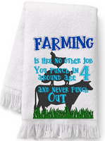 Farming Is Like 5x7