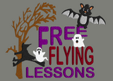 Free Flying Lessons 5x7 ...