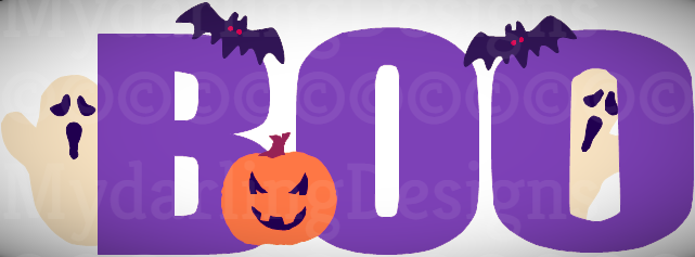 Ghost Boo SVG