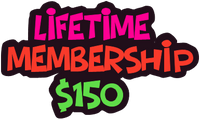 Lifetime Membership  PAYPAL ONLY!  over 2400 designs