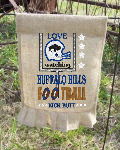 Love Watching Buffalo Bills Kick Butt 9x6