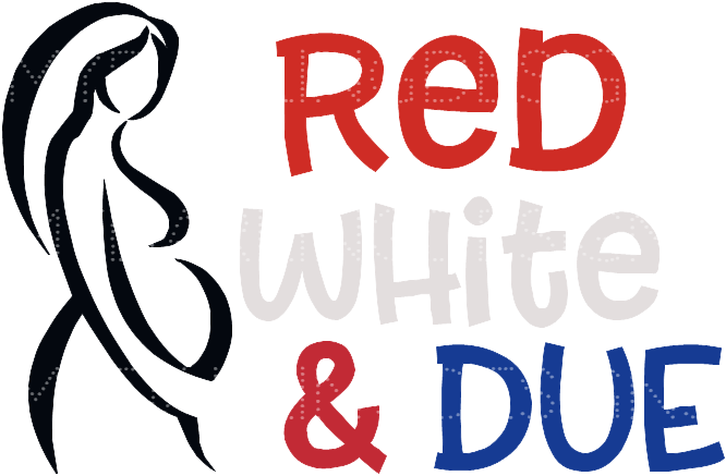 Red White & Due  SVG
