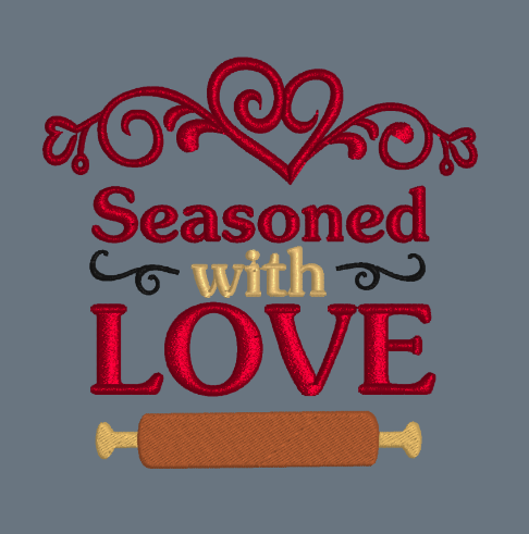 Seasoned With Love 4x4