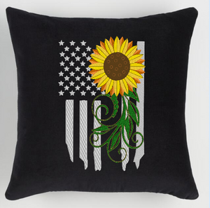 Sunflower Flag 9x6