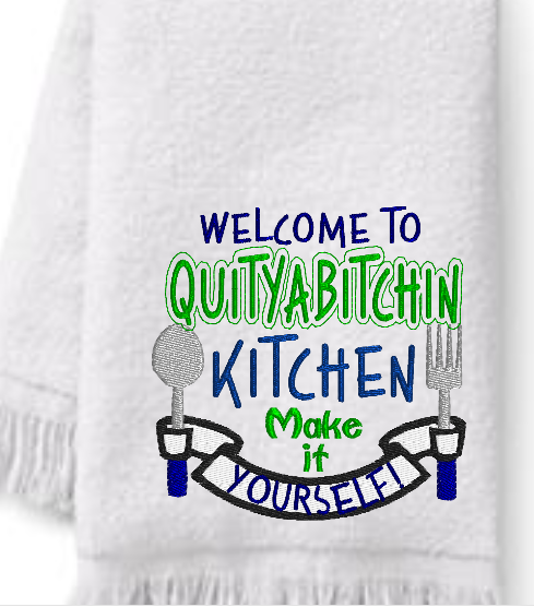 Welcome To Quityabitchin 5x5