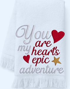 You Are My Heart's Epic Adventure 4x4