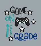 Game On 1st Grade 5x5