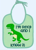 I'm Rexy and I know it  5x5