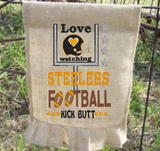 Love Watching Steelers Kick Butt 9x6