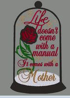 Mother's Day Cloche 5x7