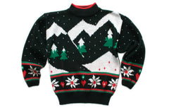 stygg julegenser christmas sweater
