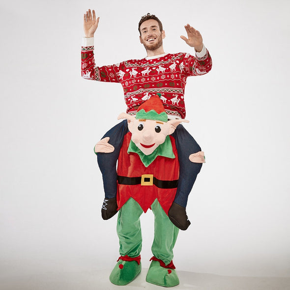 Carry Me Alv Carry Me SillySanta