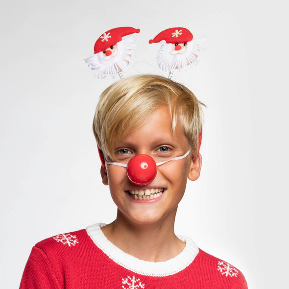 Julebøyler Party Pack (10 stk) Accessories SillySanta