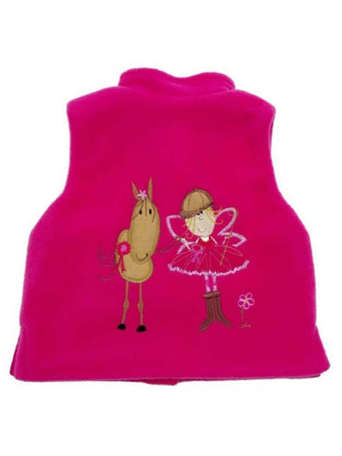 Fairy and Pony Gilet