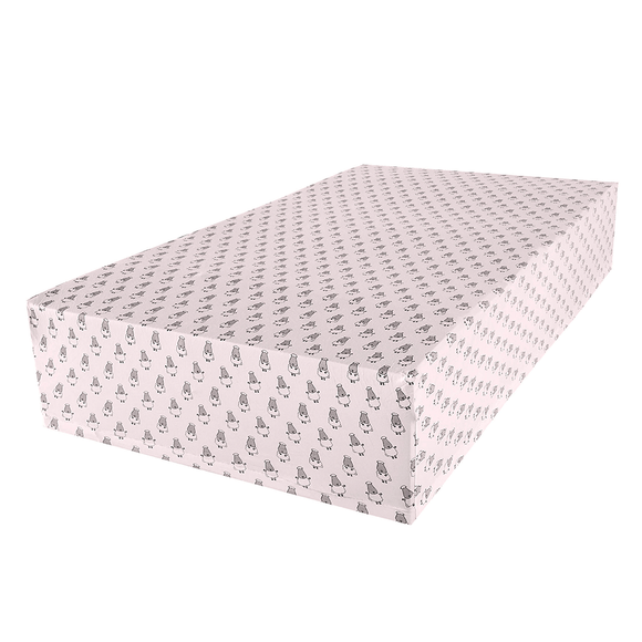 Mattress Sheet Small Sheepz Pink