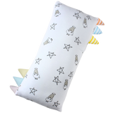 Bed-Time Buddy Small Star & Sheepz White with Color & Stripe tag - Medium