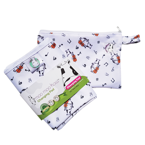 Changing Pad Travel Size Cello Time