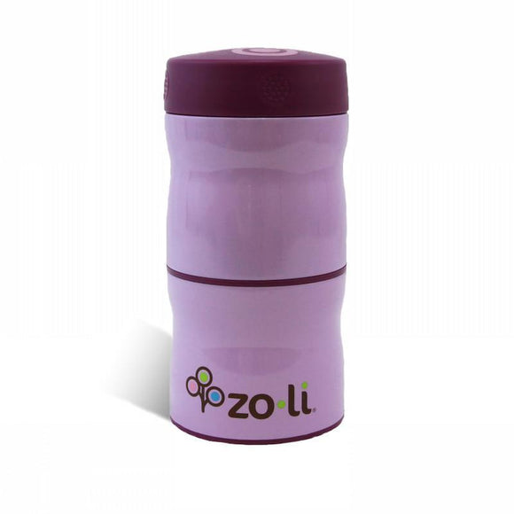 ZoLi THIS & THAT vacuum insulated stackable food containers