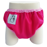 One Size Swim Diaper Candy Pink