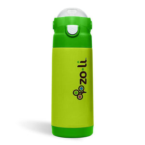 ZoLi Dash 12 oz. vacuum insulated straw drink bottle