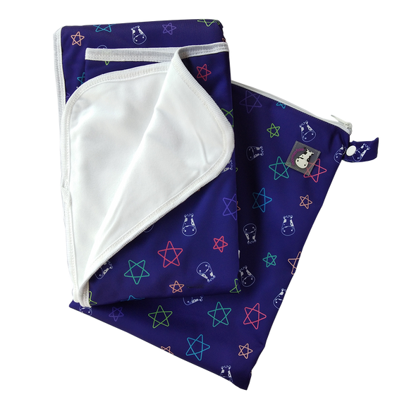 Changing Pad Large Color Star