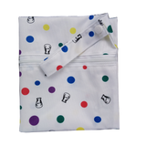 Wet Bag Large - Dot Dot