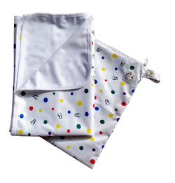 MooMooKow Changing Pad Large - Dot Dot