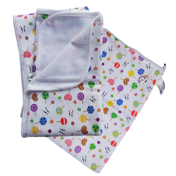 Changing Pad Large Lollipop