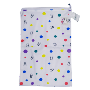 Wet Bag Medium - Dot Dot