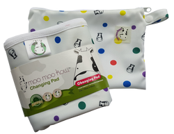 MooMooKow Changing Pad Travel Size - DotDot