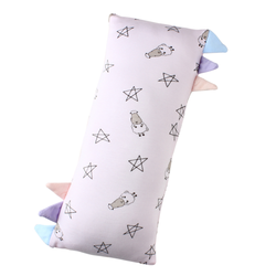 BaaBaaSheepz Bamboo Bed-Time Buddy Pink Small Star & Sheepz with color tag Medium
